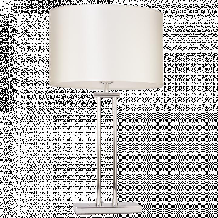 Настільна лампа CosmoLight Athens T01444WH CR