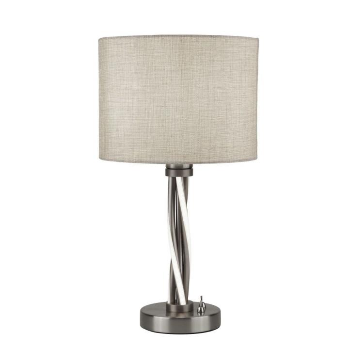 Настольная лампа Searchlight VEGAS EU7564SS