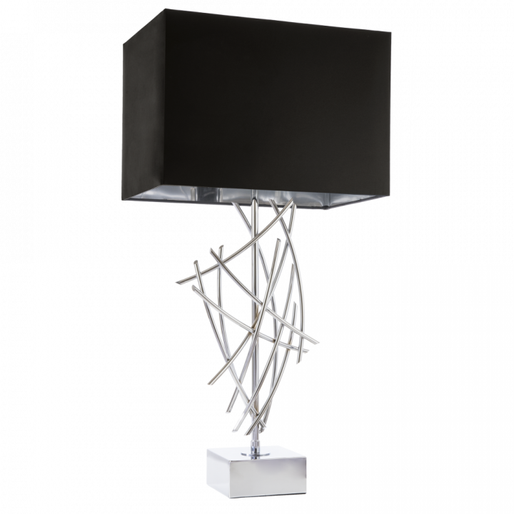 Настільна лампа CosmoLight Panama T01953CH