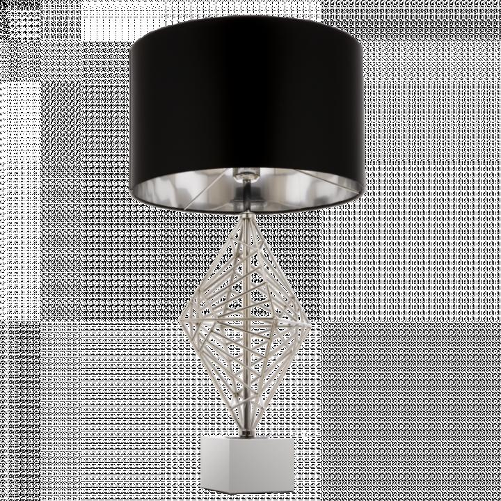 Настільна лампа CosmoLight Caracas T01960CH