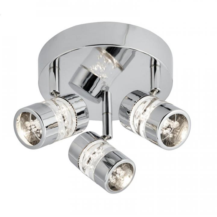 Потолочный светильник Searchlight Bubbles 4413CC