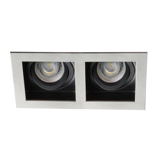 Точечный светильник Kanlux ARET 2XMR16-GR 26724