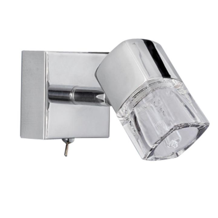 Бра Searchlight Blocs 9881CC-LED