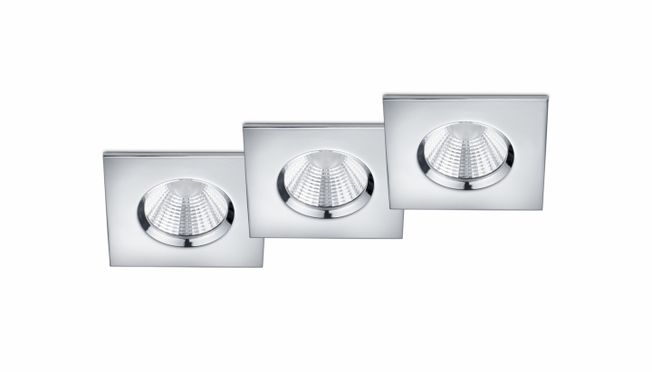 Точечный светильник TRIO Zagros 650610306