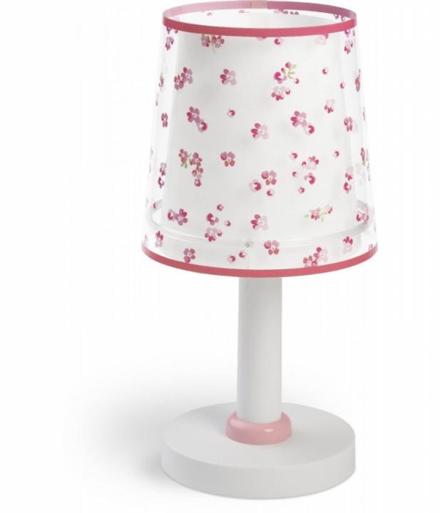 Настільна лампа Dalber DREAM FLOWERS PINK 81171S
