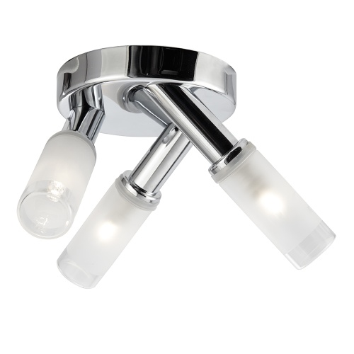 Люстра Searchlight Bubbles 2653-3CC-LED