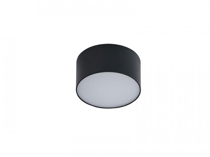 Точечный светильник AZzardo MONZA R 12 AZ2259 (SHR63300010BK)