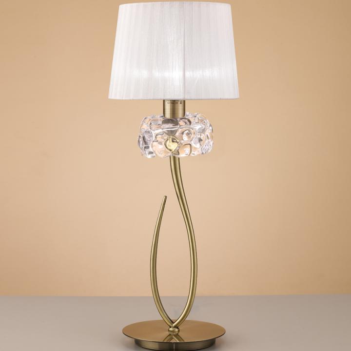Настольная лампа Mantra Loewe 4736