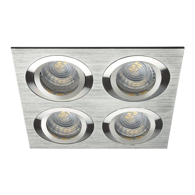 Точечный светильник Kanlux SEIDY CT-DTL450-AL 18286