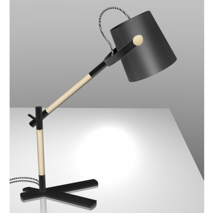 Настільна лампа Mantra Nordica 4923