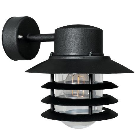 Настінний вуличний світильник Nordlux Vejers 74471003