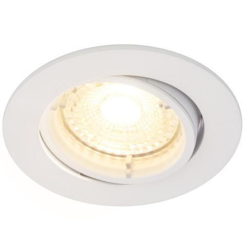 Точечный светильник Nordlux PAVONIS 2700K DIM TILT 49620101