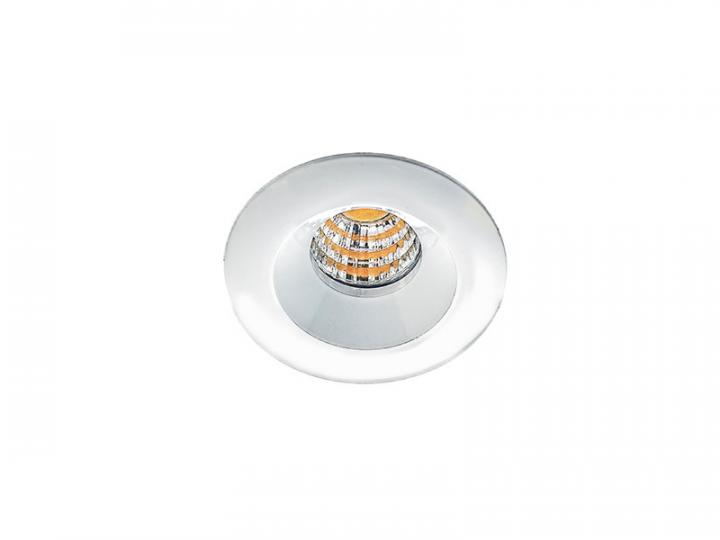 Точечный светильник AZzardo OKA AL AZ2233 (SHAL3W4000WH)