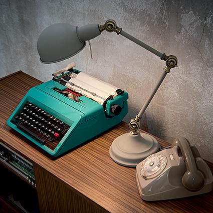 Настільна лампа Ideal Lux Truman 145204