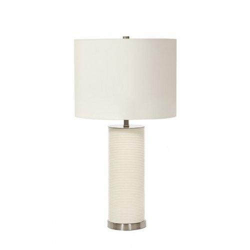 Настільна лампа Elstead RIPPLE WHITE RIPPLE/TL WHT