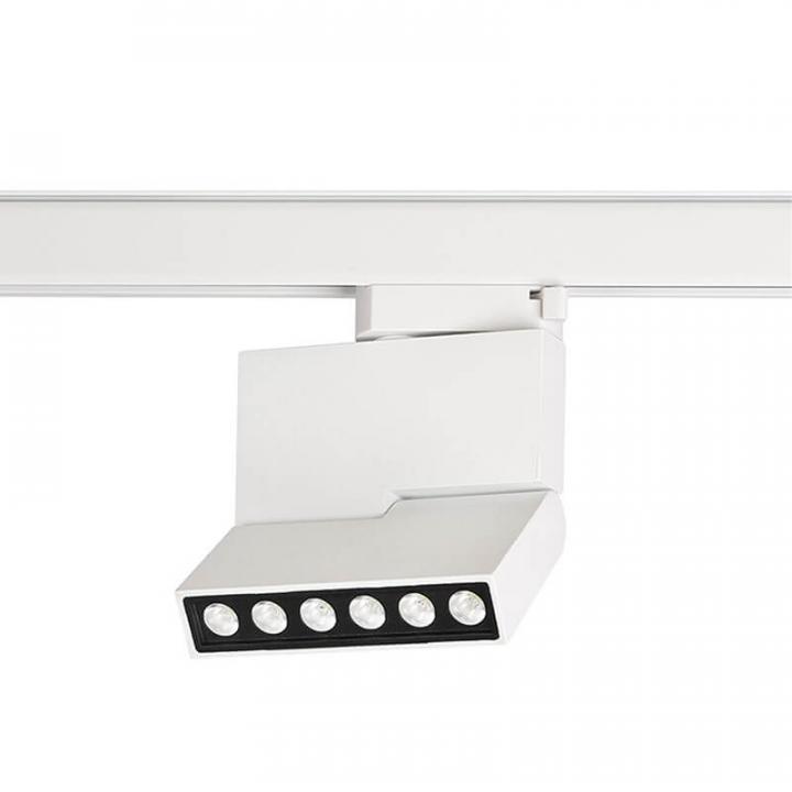 Трековый светильник AZzardo LEON 5 TRACK AZ3490