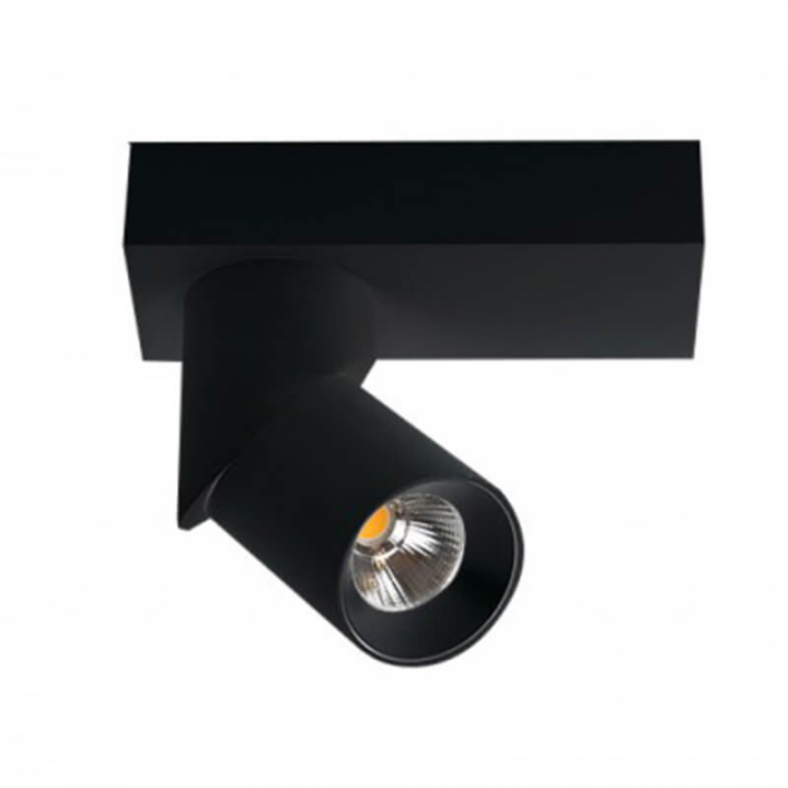 Точечный светильник AZzardo SANTOS EXPOSED ROUND AZ3509