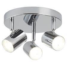 Потолочный светильник Searchlight Rollo 3173CC