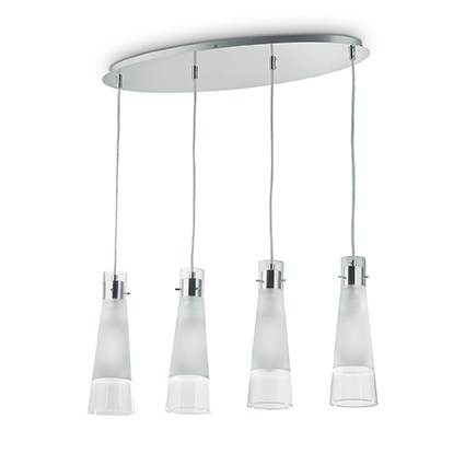 Люстра Ideal Lux Kuky Clear 023038