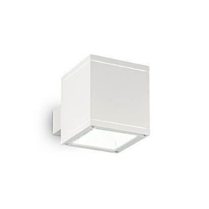 Настінний вуличний світильник Ideal Lux SNIF SQUARE 144276