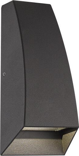 Настінний вуличний світильник Viokef TECH 4227100