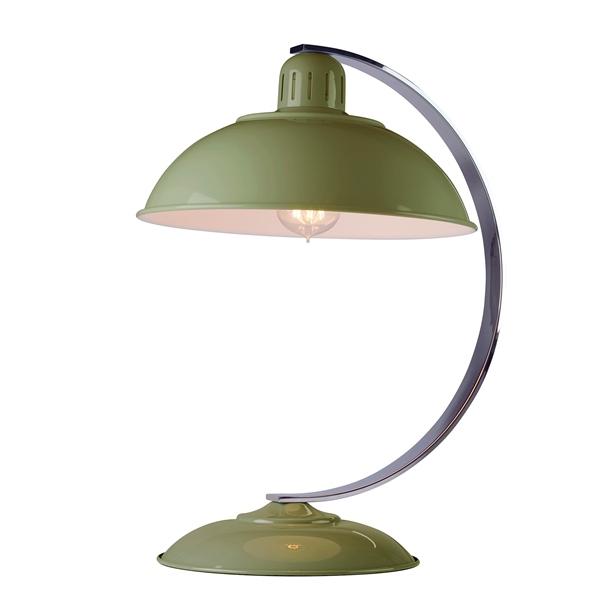 Настільна лампа Elstead FRANKLIN FRANKLIN GREEN