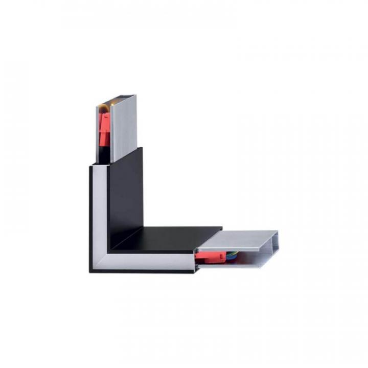 Коннектор угловой Ideal Lux LINUS CORNER 242002