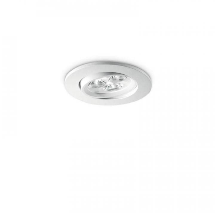Точечный светильник Ideal Lux DELTA 3W 3000K 247823