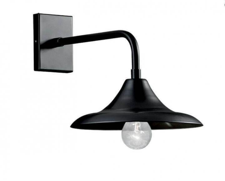 Настінний вуличний світильник Viokef MALTA 4126500