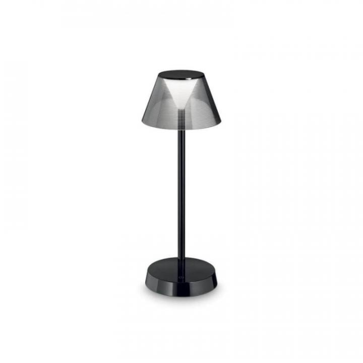 Аккумуляторная настольная лампа Ideal Lux LOLITA 250274