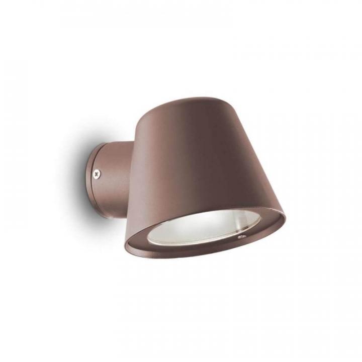 Настінний вуличний світильник Ideal Lux GAS 213095