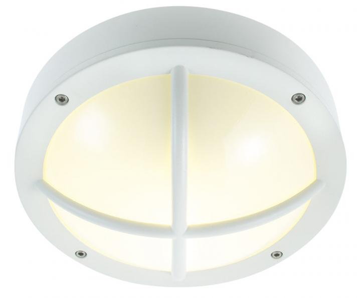 Настенно-потолочный уличный светильник Norlys Rondane 537W