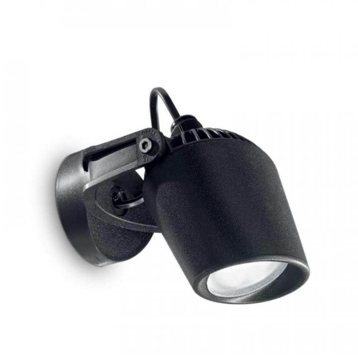 Настінний вуличний світильник Ideal Lux MINITOMMY 096476