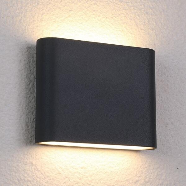Настінний вуличний світильник Nowodvorski SEMI LED 6775