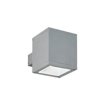 Настінний вуличний світильник Ideal Lux SNIF SQUARE 118666
