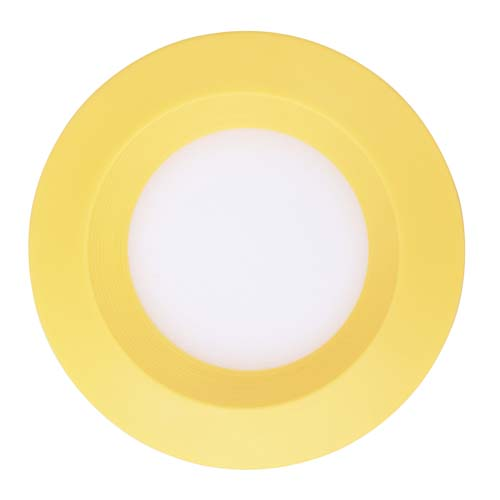 Светодиодный светильник Feron AL525 3W желтый 28524