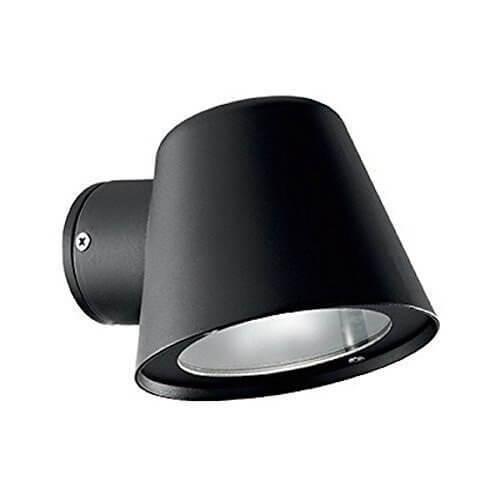 Настінний вуличний світильник Ideal Lux GAS 020228