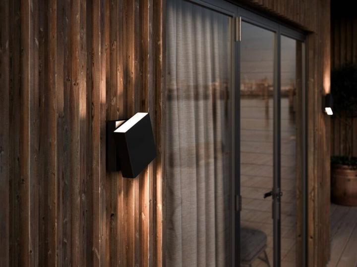 Настінний вуличний світильник Nordlux TURN 2019061003