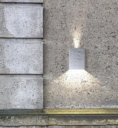 Настінний вуличний світильник Nordlux FOLD 45401031