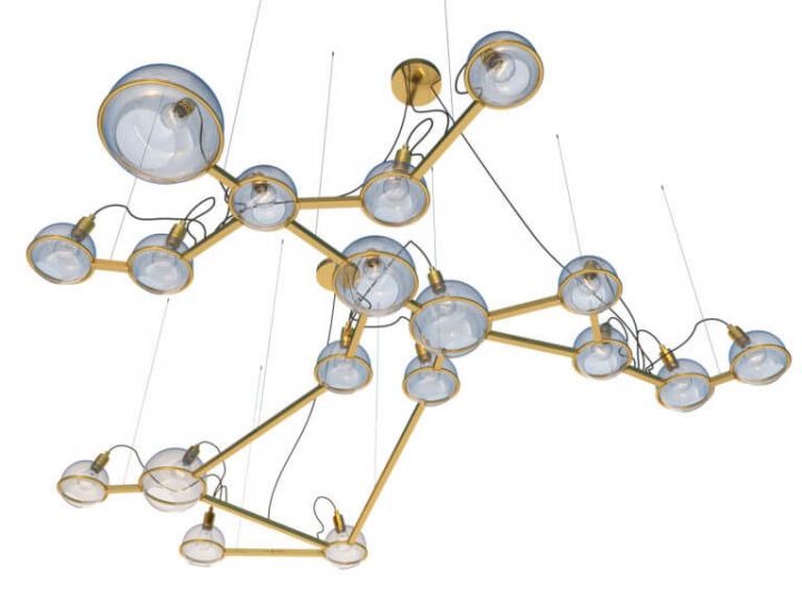 Люстра Pikart Sagittarius 20901-1