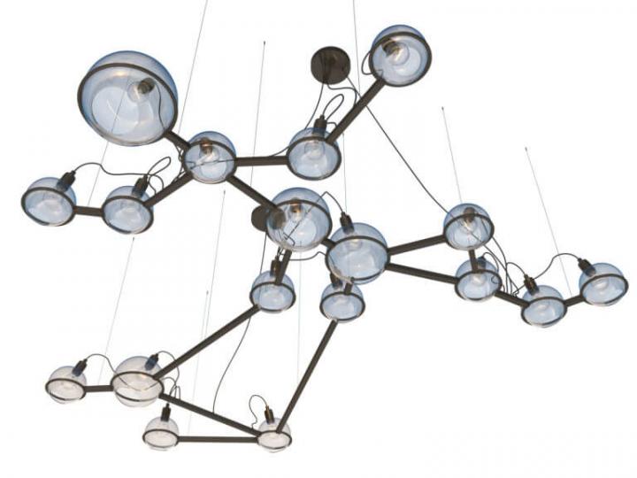 Люстра Pikart Sagittarius 20901-4