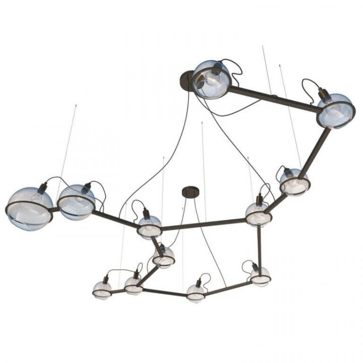 Люстра Pikart Centaurus 20921-4