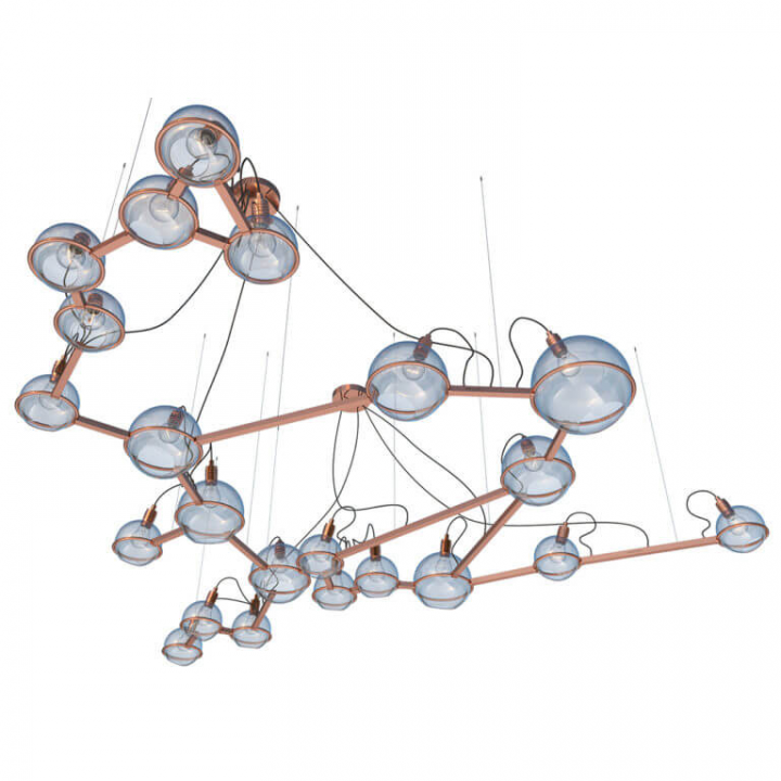 Люстра Pikart Ophiuchus 20931-2