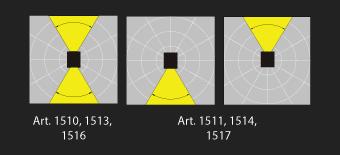 Настенный светильник Norlys ASKER 1514GR