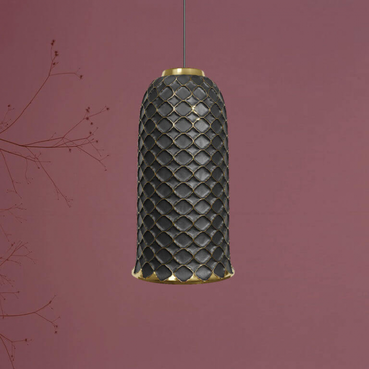 Люстра Ceramika Design VS3 Ажур 3D 23253-2
