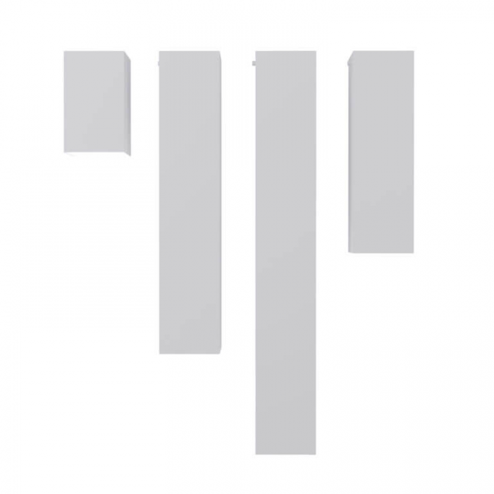 Точечный светильник Pikart SQ square L 100 24140-1