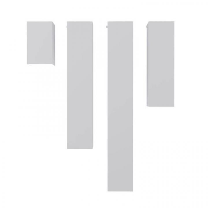 Точечный светильник Pikart SQ square L 400 24152-1