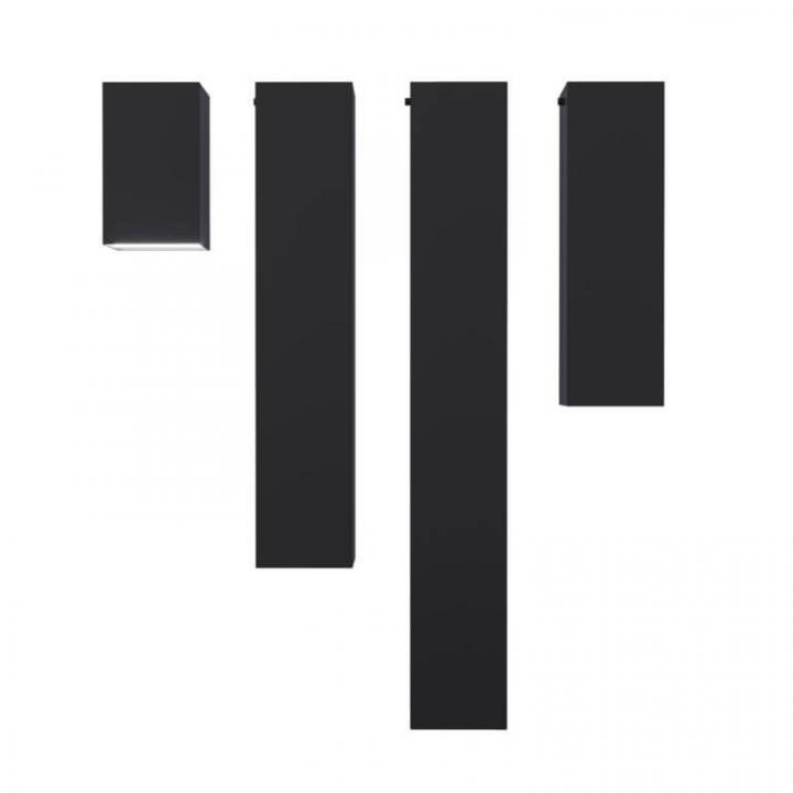 Точечный светильник Pikart SQ square L 400 24152-2