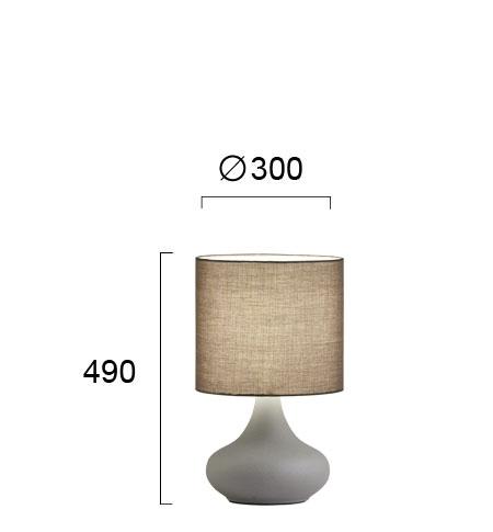 Настільна лампа Viokef Lana 4152900