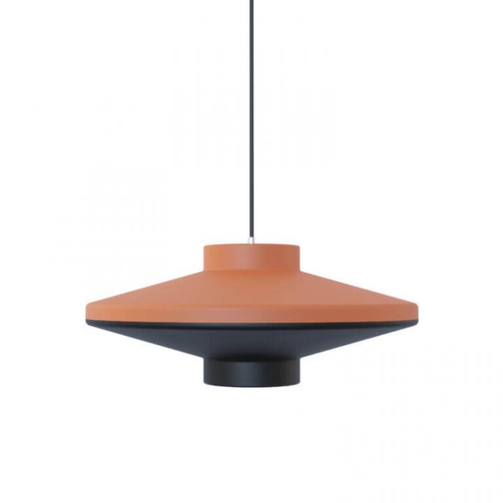 Люстра Ceramika Design PRAFORMA 160 BLACK&TERRACOTTA 24978
